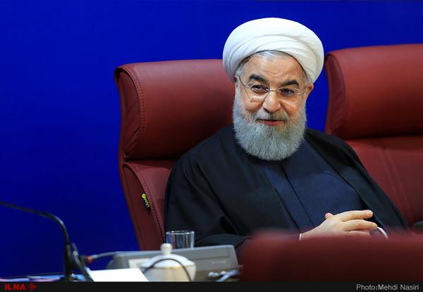 رییسجمهور حلول ماه رمضان را به سران کشورهای اسلامی تبریک گفت