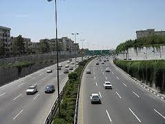 احداث دو پهلوگاه اضطراری در بزرگراه امام علی (ع)
