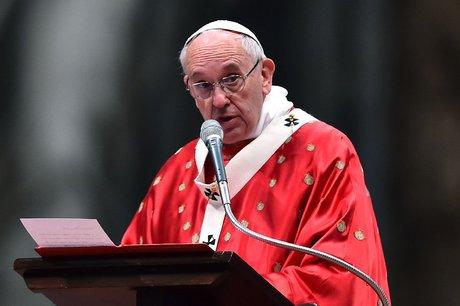 پیام پاپ به مناسبت آغاز جام جهانی ۲۰۱۸