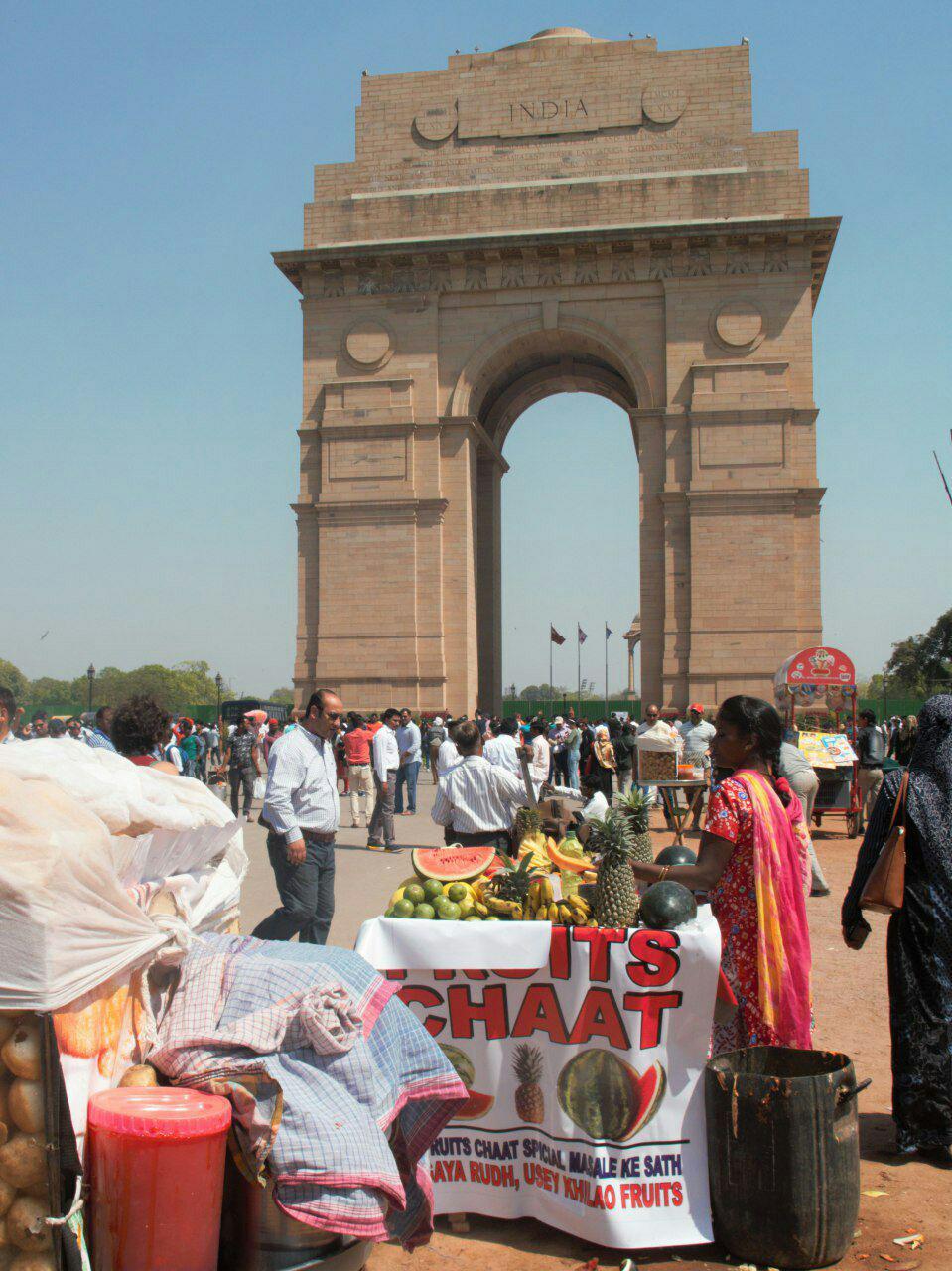سفر به کشور 72 ملت -  خواستگاری در سرزمین هند (+عکس)