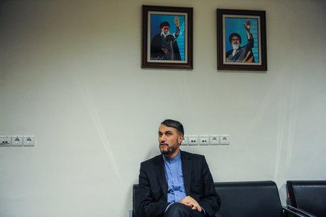 امیرعبداللهیان: در جهت تحکیم روابط ایران و عراق تلاش میکنیم