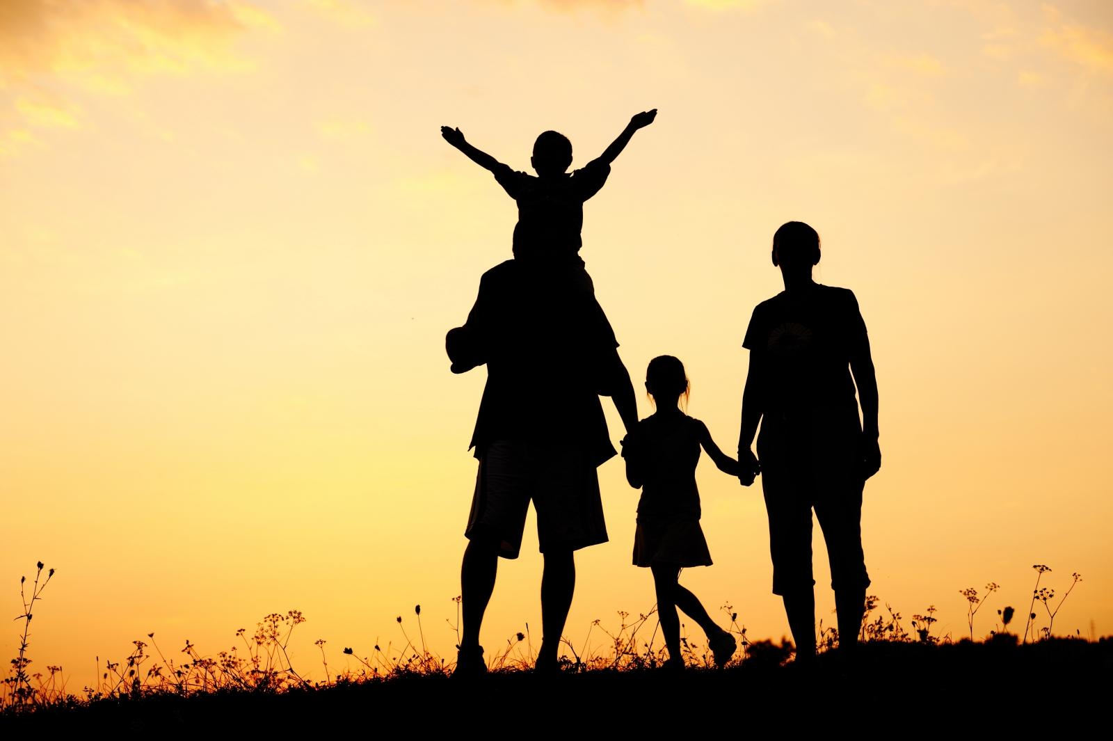والدین و هویت جنسی کودکان