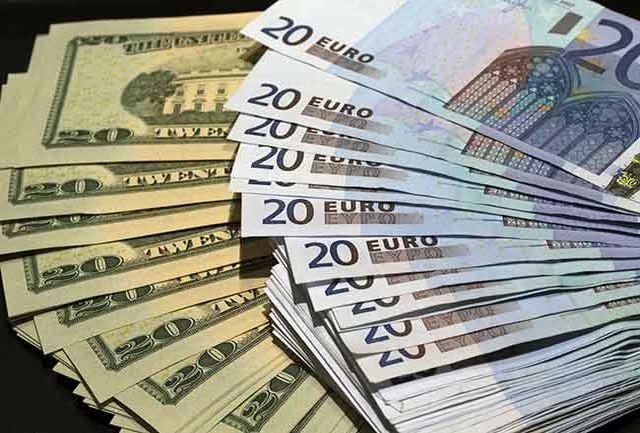 قیمت لحظه ای دلار و یورو
