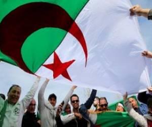 تظاهرات ضد دولتی در پایتخت الجزایر