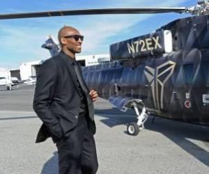 سقوط هلیکوپتر کوبی برایانت، بسکتبالیست معروف