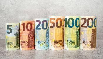 عکس و تصویر روی اسکناس یورو چیست؟