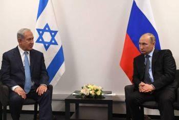 توافق پشت پرده روسیه و اسراییل در مورد ایران