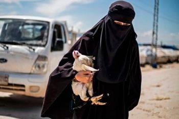 """اردوگاه آوارگان جنگی در """"حسکه"""" سوریه"""
