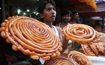 زولبیای بنگلادشی در ماه مبارک رمضان