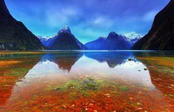 10 جاذبه دیدنی نیوزلند در سفر به این کشور