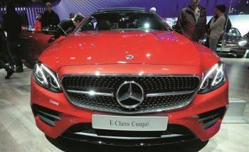 محصول جدید کمپانی بنز در نود و هشتمین نمایشگاه اتومبیل در بروکسل
