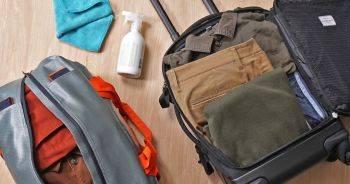 ترفند هایی استثنایی برای تمیز کردن کوله پشتی و چمدان های مسافرتی!