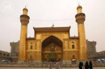 سفر به نجف مقدس حریم عاشقان حضرت علی