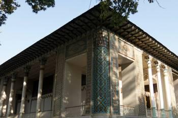 ایران زیبا - باغ عفیف آباد شیراز