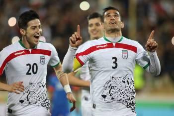 ساعت بازی های ایران در جام جهانی 2018 روسیه