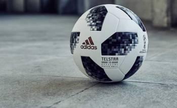داخل توپ فوتبال جام جهانی 2018 روسیه