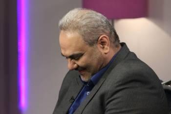 گزارشگر بازی ایران و اسپانیا