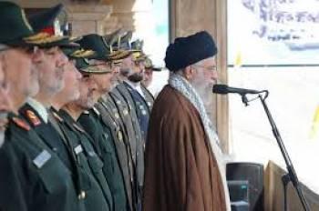 برگزیده سخنان رهبر انقلاب در دانشگاه افسری و تربیت پاسداری امام حسین (ع)