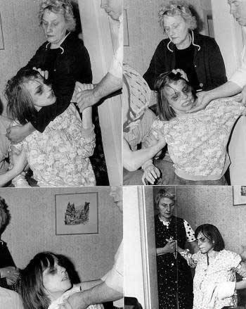 دختر 16 ساله ای که توسط جن ها تسخیر شد! +تصاویر