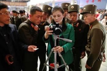 تصاویر جالب از کره شمالی و سبک زندگی مردم آن