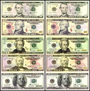 دلار آمریکا چگونه ساخته میشود؟