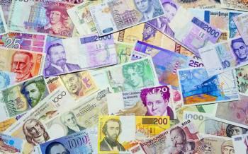 کدام ارزها بیشترین سهم از معاملات دنیا را دارند؟