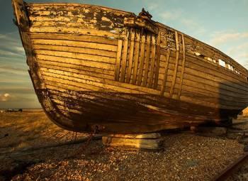 بقایای کشتی نوح در ایران!
