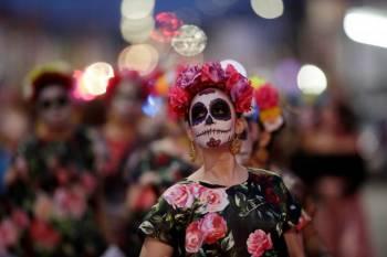 مراسم روز مرگ در مکزیک