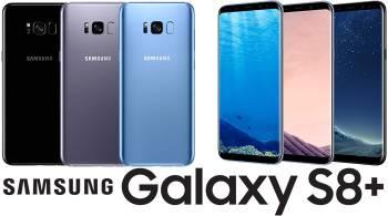 قیمت گوشی سامسونگ Galaxy S8 plus + مشخصات