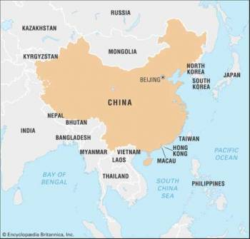 معرفی کشور چین