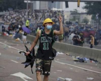ادامه اعتراضات به لایجه بحث برانگیز استرداد مجرمان هنگکنگی به چین