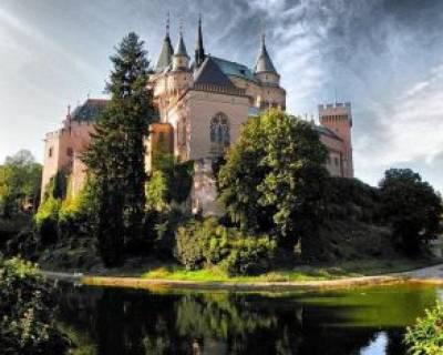 زیباترین قصرهای دنیا