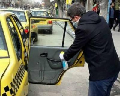 مسئولیت پذیری راننده تاکسی اردبیلی برای سلامتی مسافران