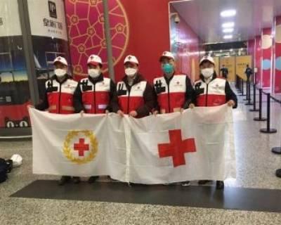 تیم متخصصان پزشکی چین در ایران