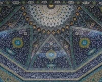 دیدنیهای معماری ایران از لنز دوربین عکاس انگلیسی
