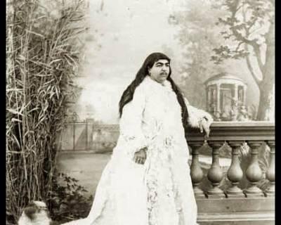 جشن عروسی در زمان قاجار | عروس قاجار