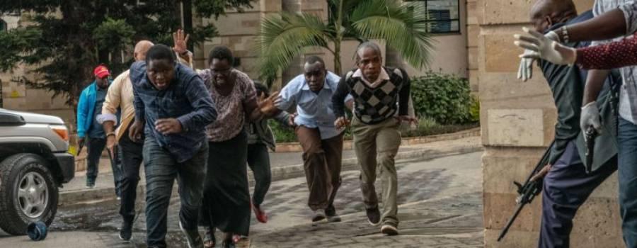 مسئولیت حمله تروریستی پایتخت کنیا با کیست؟